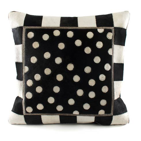 $175.00 What\'s Up Dot Pillow