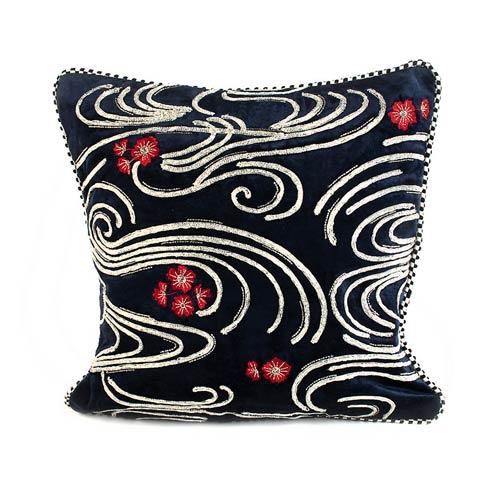 $100.00 Bluetopia Katsura Pillow