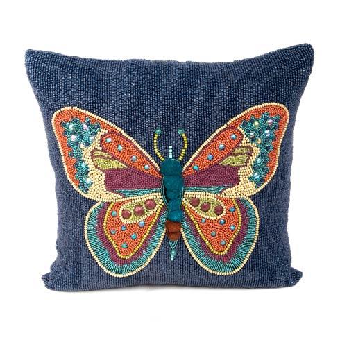 $95.00 Butterfly Pillow