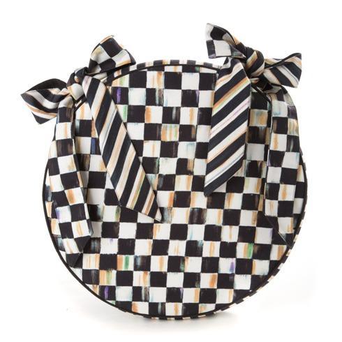 $100.00 Round Stool Cushion