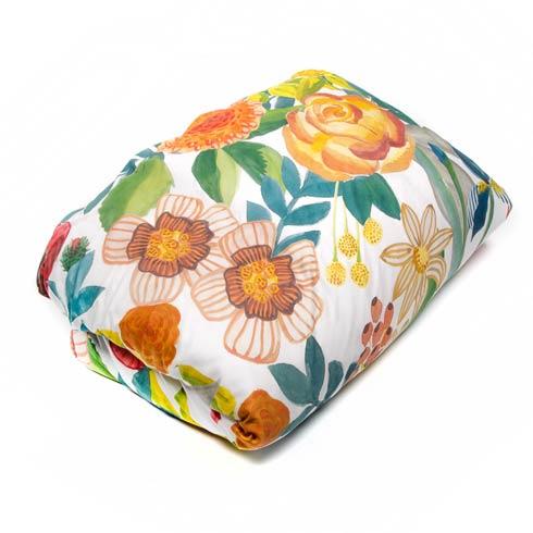 $295.00 Kira\'s Garden Duvet Cover - Full/Queen