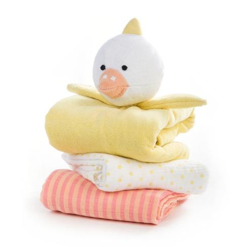 $48.00 Duckling Blanket Set