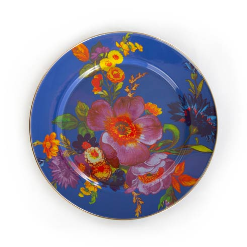 $55.00 Charger/Plate - Lapis