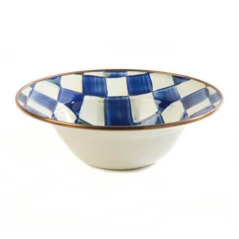 MacKenzie-Childs Royal Check Tabletop Breakfast Bowl $52.00