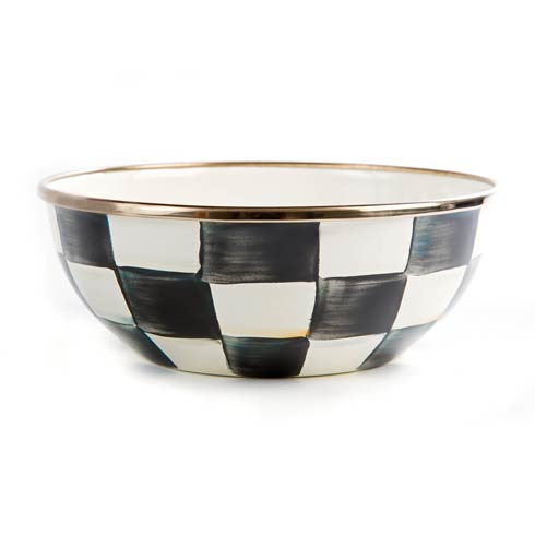 $45.00 Enamel Everyday Bowl