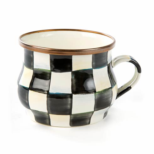 $38.00 Enamel Teacup