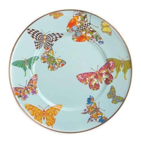 $38.00 Salad/Dessert Plate - Sky