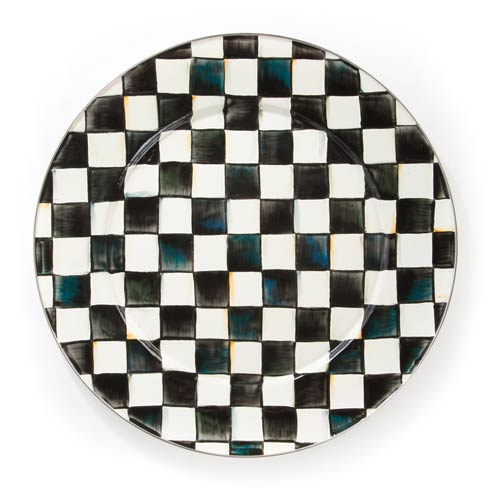 $68.00 Enamel Serving Platter