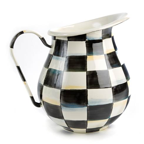 $85.00 Enamel Pitcher