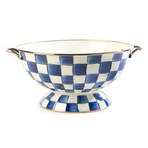 MacKenzie-Childs Royal Check Tabletop Everything Bowl $135.00