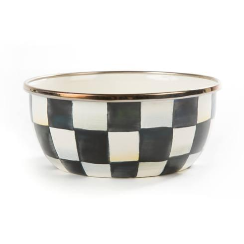 $28.00 Enamel Pinch Bowl