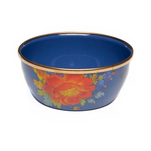 $38.00 Flower Market Pinch Bowl - Lapis