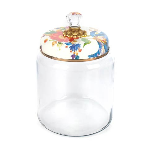 Kitchen Canister - White - Large collection with 1 products