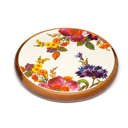MacKenzie-Childs Flower Market Kitchen Trivet $48.00