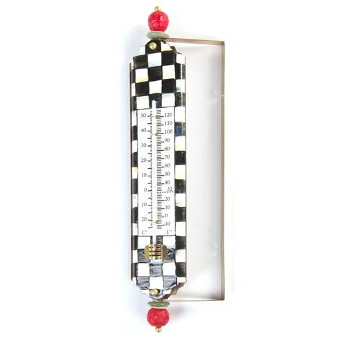 $100.00 Enamel Thermometer