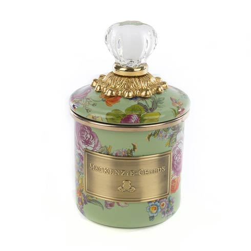 $82.00 Mini Canister - Green