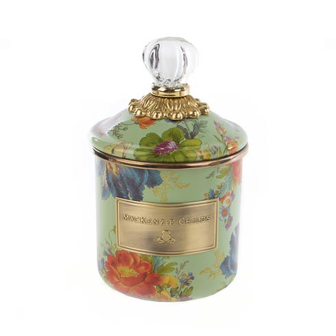 $85.00 Demi Canister - Green