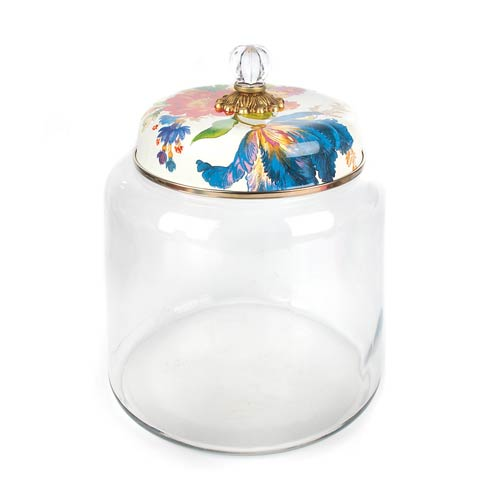 Storage Canister - White - Big collection with 1 products