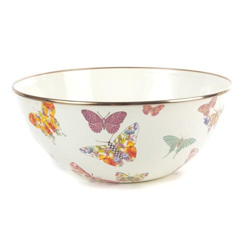 $68.00 Large Everyday Bowl - White