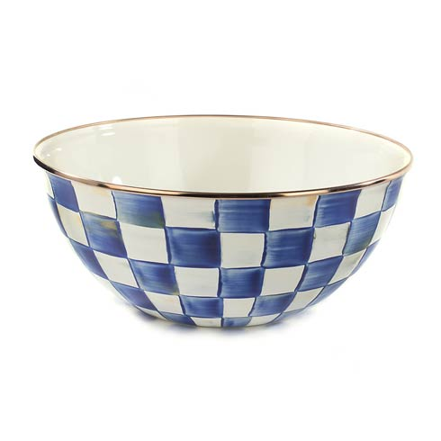 MacKenzie-Childs Royal Check Tabletop Everyday Bowl - Large $78.00
