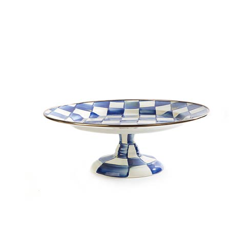 MacKenzie-Childs   Pedestal Platter - Small $88.00