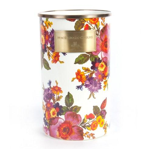 MacKenzie-Childs  Flower Market  Utensil Holder - White $78.00