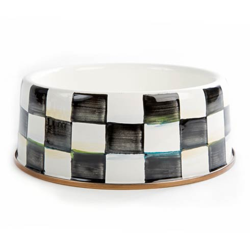 $58.00 Enamel Pet Dish - Large