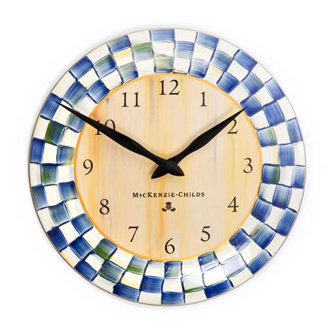 $82.00 Enamel Clock