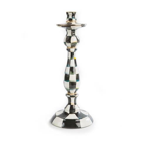 $125.00 Enamel Candlestick - Large