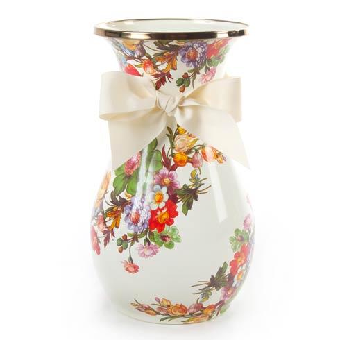 MacKenzie-Childs Flower Market Decor Vase - Tall $105.00