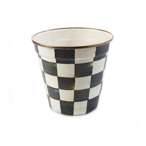 $68.00 Enamel Garden Pot - Medium