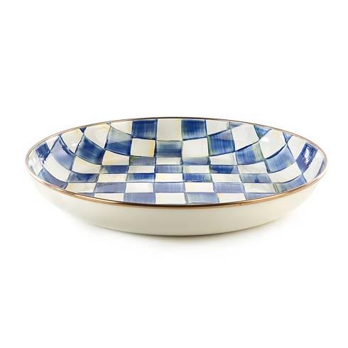 MacKenzie-Childs Royal Check Tabletop Abundant Bowl $92.00