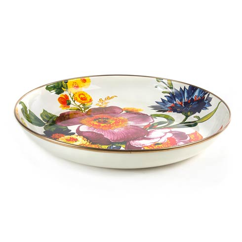 MacKenzie-Childs Flower Market Tabletop Abundant Bowl $98.00