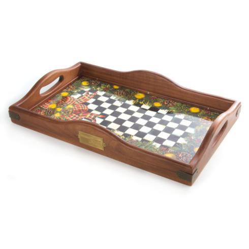 Evergreen Hostess Tray - Large image
