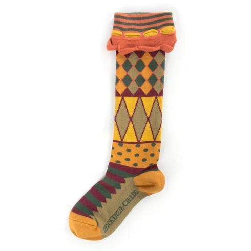 $34.00 Lucy\'s Diamonds Knee Socks