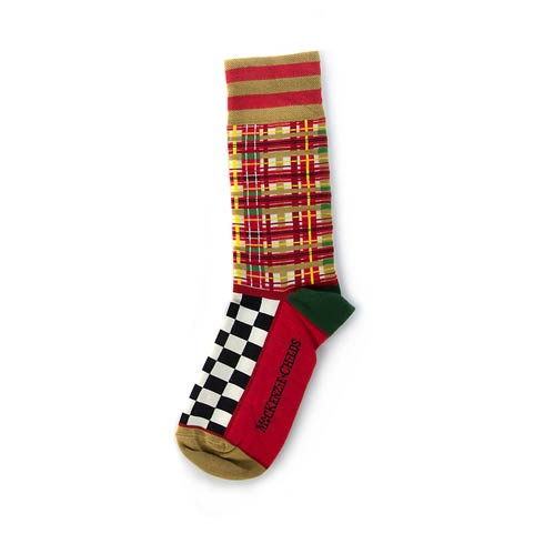 Red Tartan Men's Socks collection with 1 products