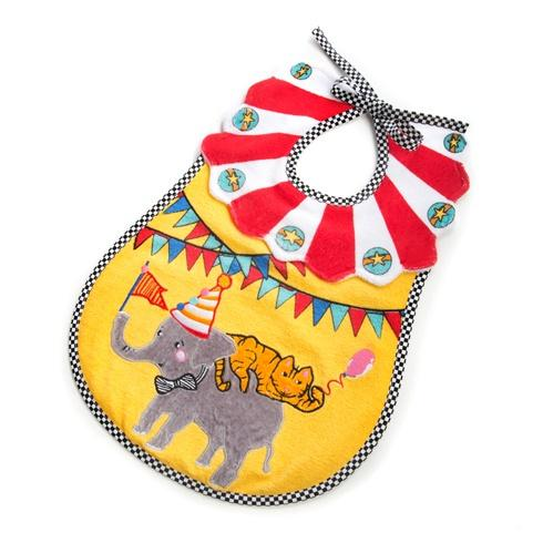 $28.00 Animal Parade Toddler\'s Bib
