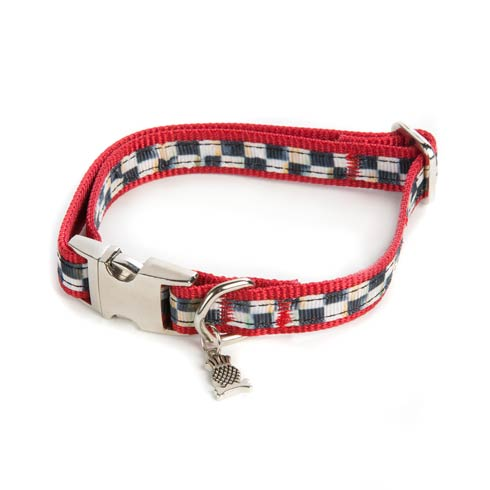 $28.00 Couture Red Pet Collar - Small