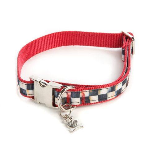 $32.00 Couture Red Pet Collar - Medium