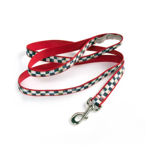 $55.00 Red Pet Lead - Large
