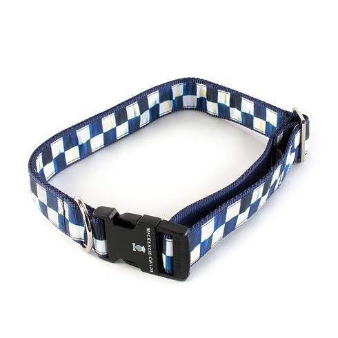 $58.00 Royal Check Collar - Extra Large