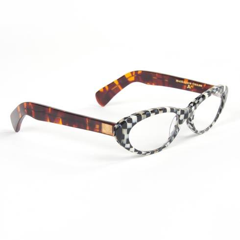 $75.00 Cat Eye Readers - X1.5