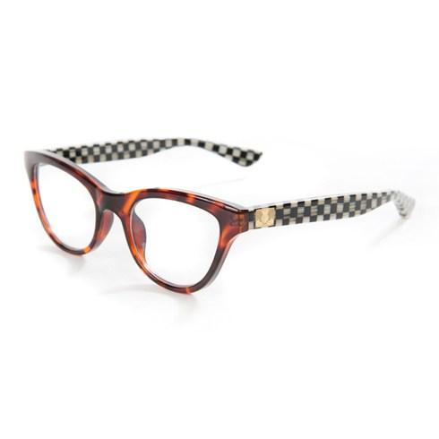 $85.00 Courtly Tortoise Leno Readers - X2.5