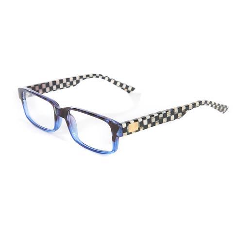 $85.00 Anna Readers - Blue - X2.5