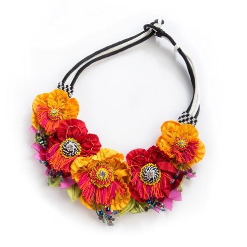 $140.00 Poppy Necklace