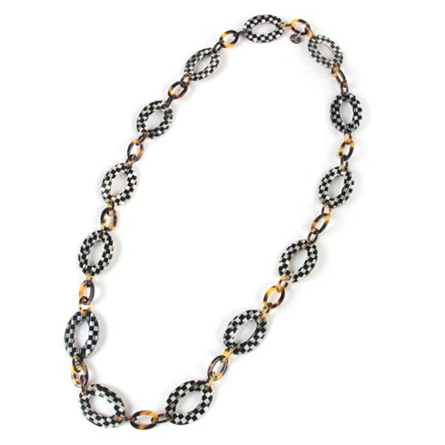 $210.00 Liaison Long Necklace - Courtly