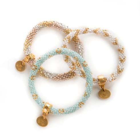 $98.00 Little Beaded Bracelets - Set of 3