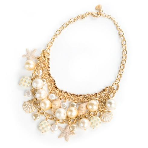 $300.00 Palm Beach Bib Necklace