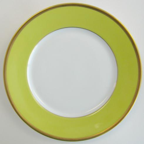 $520.00 Green 5 Piece Place Setting