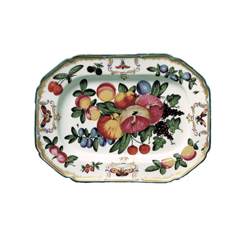 $405.00 Duke of Gloucester Octagonal Platter, Sm